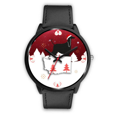 Afghan Hound Washington Christmas Special Wrist Watch-Free Shipping - Deruj.com