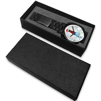 Miniature Pinscher Alabama Christmas Special Wrist Watch-Free Shipping - Deruj.com