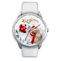 Pekingese Dog Arizona Christmas Wrist Watch-Free Shipping - Deruj.com