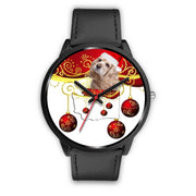 Cocker Spaniel Washington Christmas Special Wrist Watch-Free Shipping