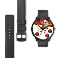 Cocker Spaniel Washington Christmas Special Wrist Watch-Free Shipping - Deruj.com