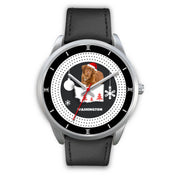 Nova Scotia Duck Tolling Retriever Washington Christmas Special Wrist Watch-Free Shipping - Deruj.com