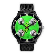 Amazing Bulldog New Jersey Christmas Special Wrist Watch-Free Shipping - Deruj.com