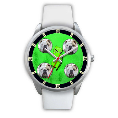 Bulldog New Jersey Christmas Special Limited Edition Wrist Watch-Free Shipping - Deruj.com