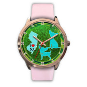 Lovely Chihuahua Dog Art New Jersey Christmas Special Wrist Watch-Free Shipping - Deruj.com
