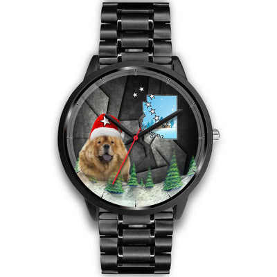 Chow Chow Arizona Christmas Special Wrist Watch-Free Shipping - Deruj.com