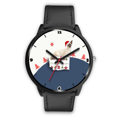 Balinese Cat Washington Christmas Special Wrist Watch-Free Shipping - Deruj.com