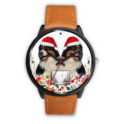 Australian Shepherd Colorado Christmas Special Wrist Watch-Free Shipping - Deruj.com