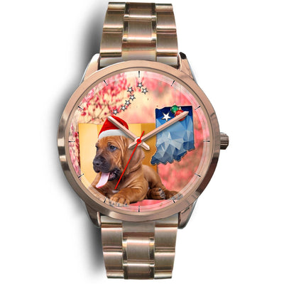 Bloodhound Indiana Christmas Special Wrist Watch-Free Shipping