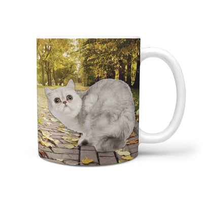 Exotic Shorthair Cat Print 360 Mug - Deruj.com