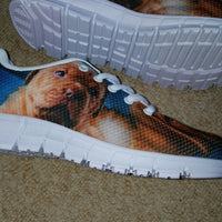 Bordeaux Mastiff (French Mastiff) Running Shoe For Women- Free Shipping - Deruj.com