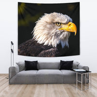 White Tailed Eagle Bird Print Tapestry-Free Shipping - Deruj.com