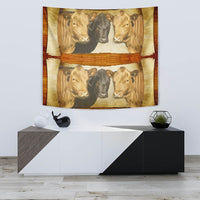 Amazing  Dexter Cattle (Cow) Print Tapestry-Free Shipping - Deruj.com