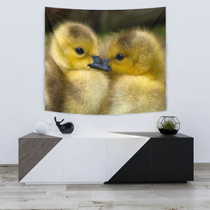 Cute Baby Duck Bird Print Tapestry-Free Shipping - Deruj.com