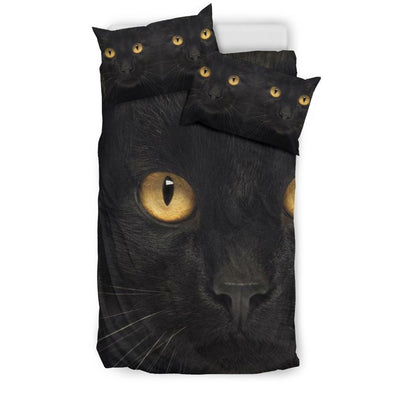 Bombay Cat Print Bedding Set-Free Shipping - Deruj.com