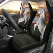 Arabian horse Print Car Seat Covers-Free Shipping - Deruj.com