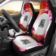 Cute Guinea Pig Print Car Seat Covers-Free Shipping