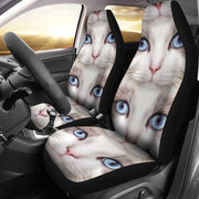 Amazing Ragdoll Cat Face Print Car Seat Covers-Free Shipping - Deruj.com