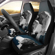 Amazing Pit Bull Dog Print Car Seat Covers-Free Shipping - Deruj.com