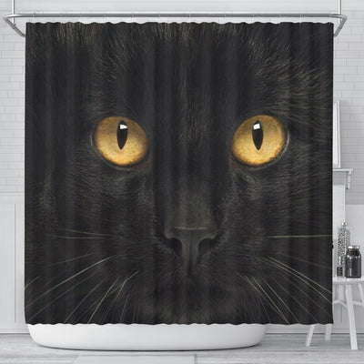Bombay cat Print Shower Curtain-Free Shipping - Deruj.com