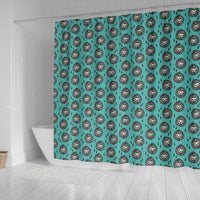 Lion Pattern Print Shower Curtains-Free Shipping - Deruj.com