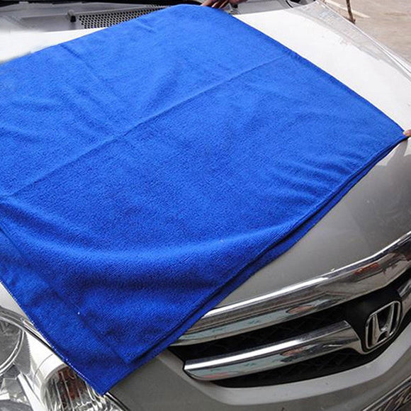 Automobile Car Wash Towel Ultrafine Fiber Nano Cleaning Cloth Super Absorb @025
