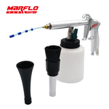 Marflo Portable Tornado Foams Gun Cleaning Gun for Car Interior Cleaning Tool Tornador Free Shipping