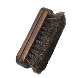 Horse Hair Leather Brush