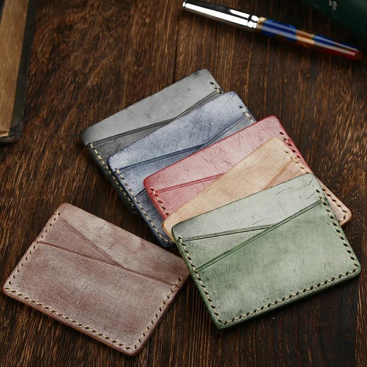 Straits Supply - Reagan Card Case Wallet