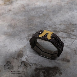 Life Elements - Earth 土 Element Basic Ring