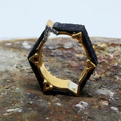 Life Elements - Fire 火 Element Classic Ring