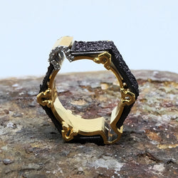 Life Elements - Wood 木 Element Classic Ring