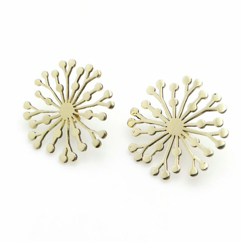 Hansel & Smith - Dandelion Earrings