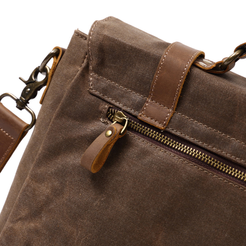 Straits Supply - Luther Vintage Messenger Bag