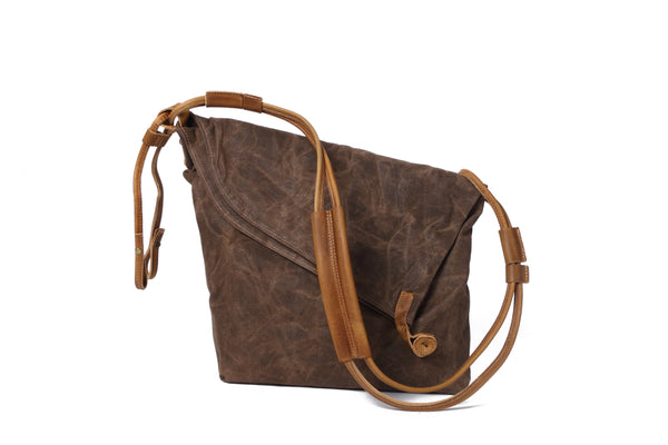 Straits Supply - Merle Crossbody Messenger Bag
