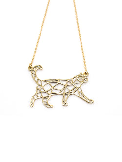 Hansel & Smith - Cat Necklace