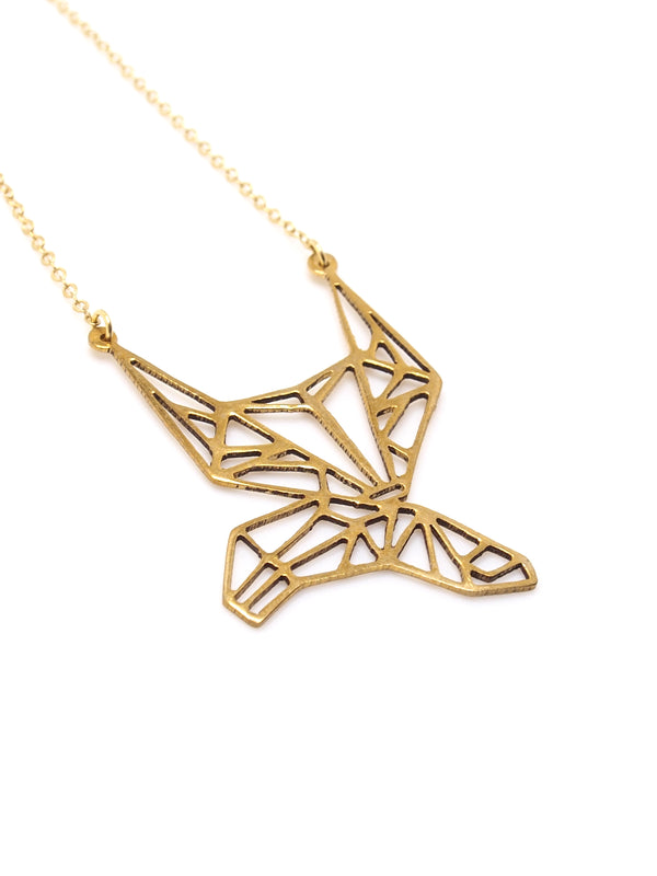 Hansel & Smith - Baby Fox Necklace
