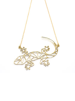 Hansel & Smith - Gecko Necklace