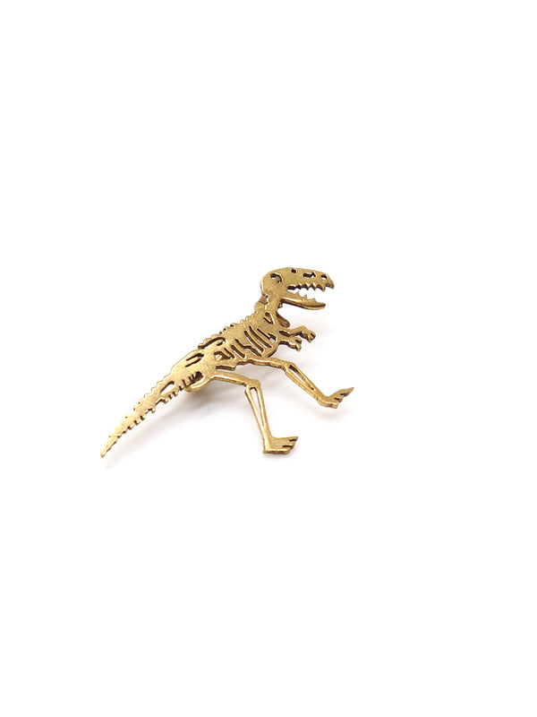 Hansel & Smith - Mini Dinosaur Brooch