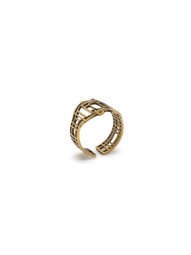 Hansel & Smith - Vintage Watch Ring