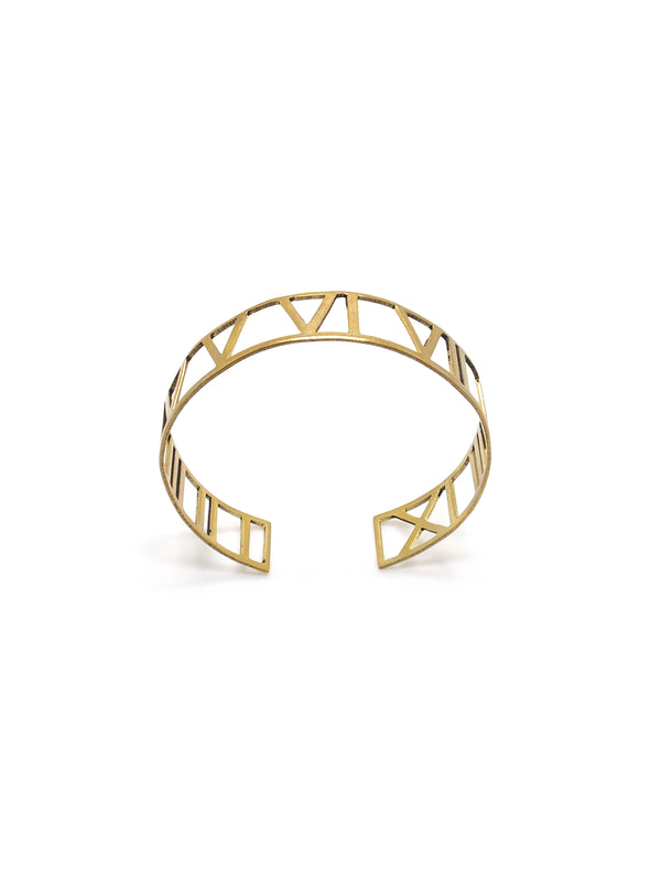 Hansel & Smith - Customise Bangle (hand-sawn)