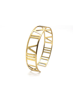 Hansel & Smith - Roman Numerals Bangle