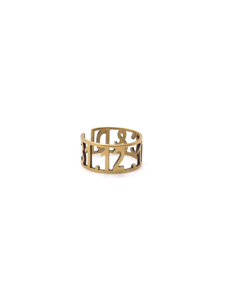 Hansel & Smith - Customise Ring (hand-sawn)
