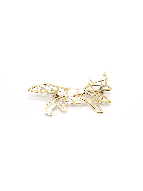 Hansel & Smith - Foxy Brooch