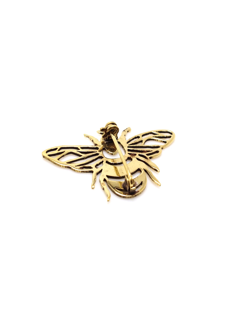Hansel & Smith - Bumble Bee Brooch