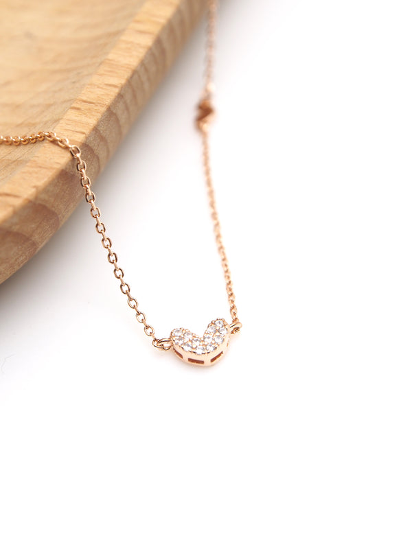 Amebelle & Co. - Loving Hearts Necklace