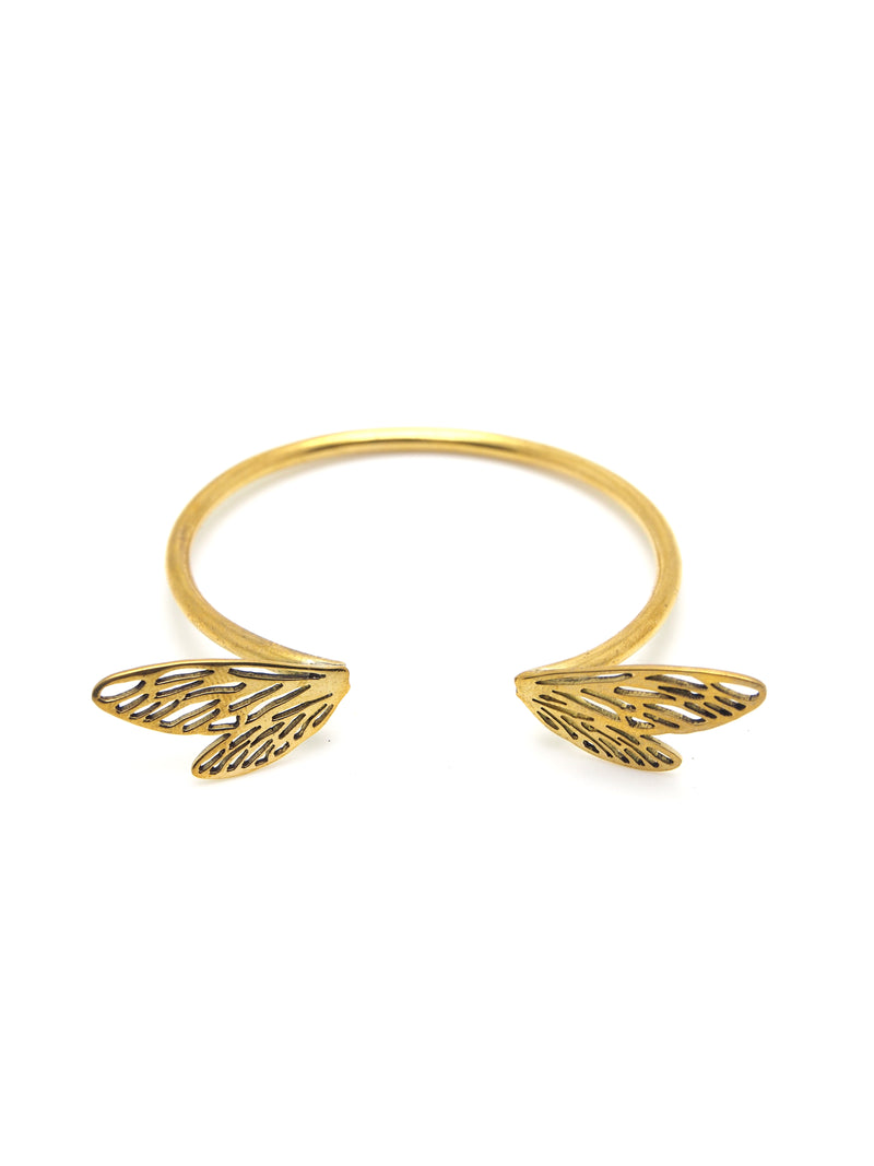 Hansel & Smith - Wings Bangle