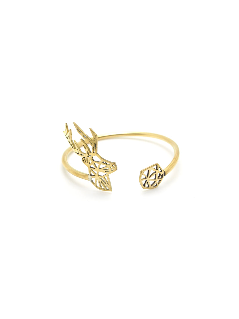 Hansel & Smith - Reindeer Bangle