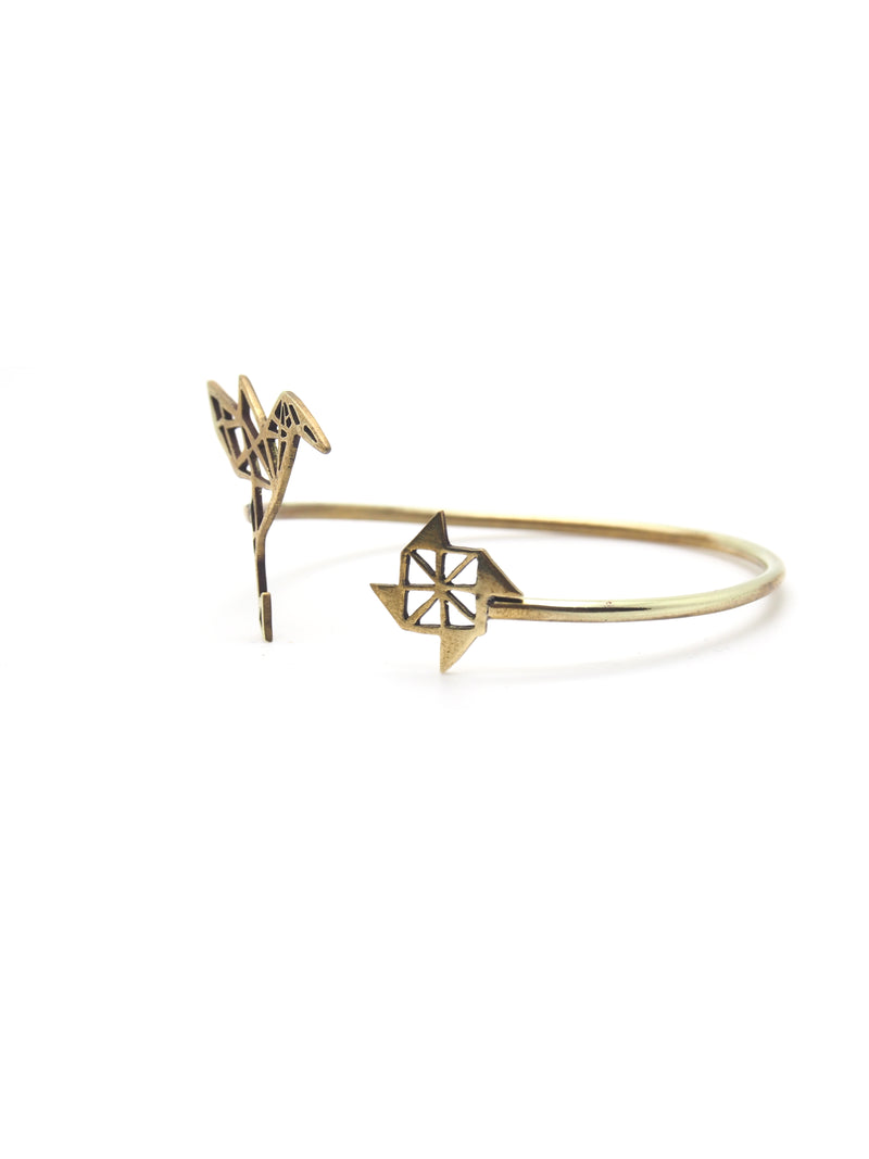 Hansel & Smith - Humming Bird Bangle