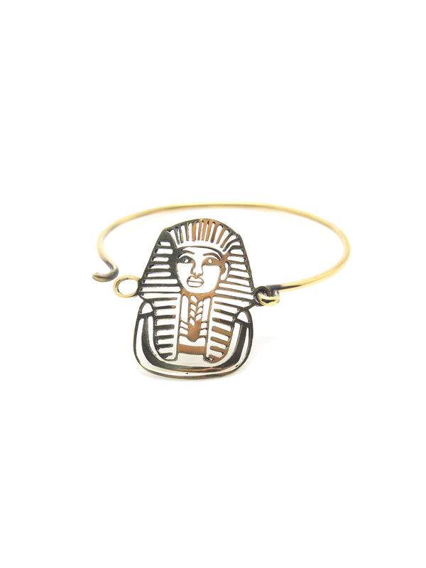Hansel & Smith - Ancient Egypt Pharaoh Bangle